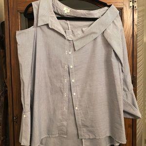 River Island Button Down Shirt